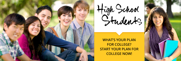 Welcome High School Students - Everything You Need To Go To College